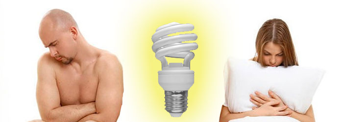 cfl bulbs and impotence